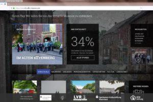 Screenshot_Virtuelles Museum EK_Startseite