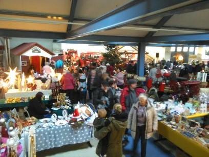 Weihnachtsmarkt Feuerwehrmuseum