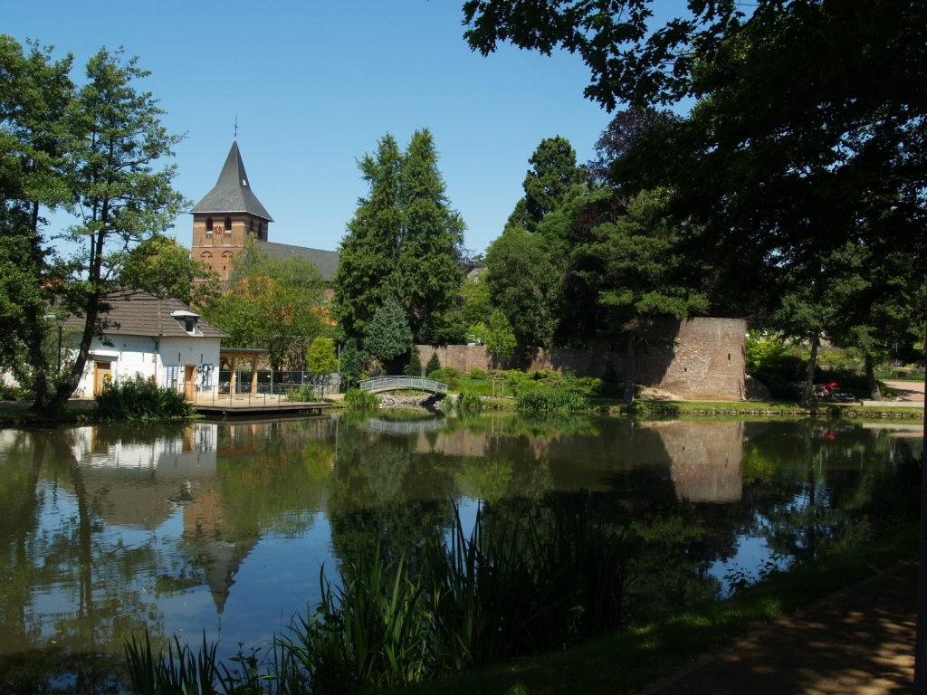 Gondelweiher in Wassenberg