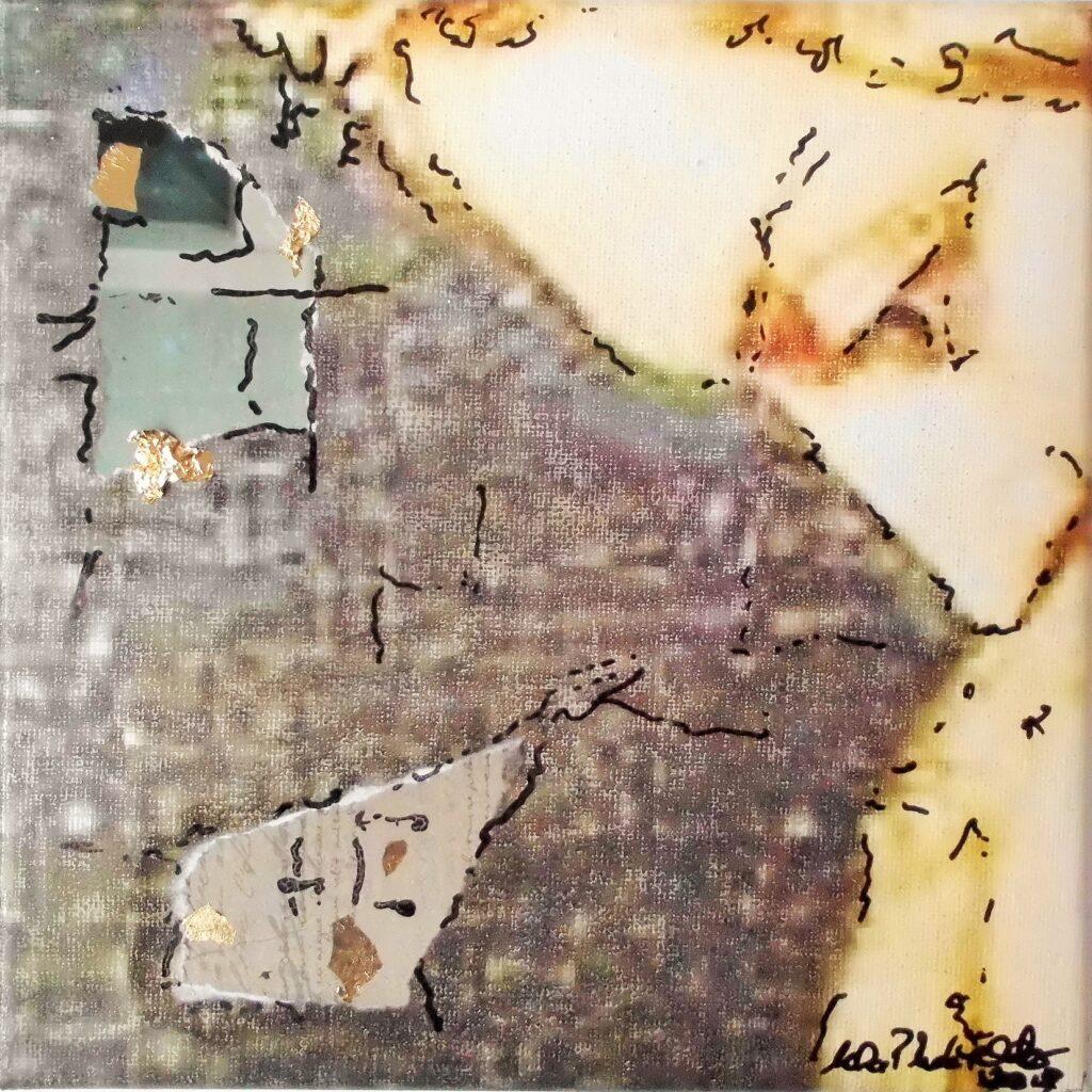 Loreley Puzzleteil 006 U.Pahnke-Felder-klein